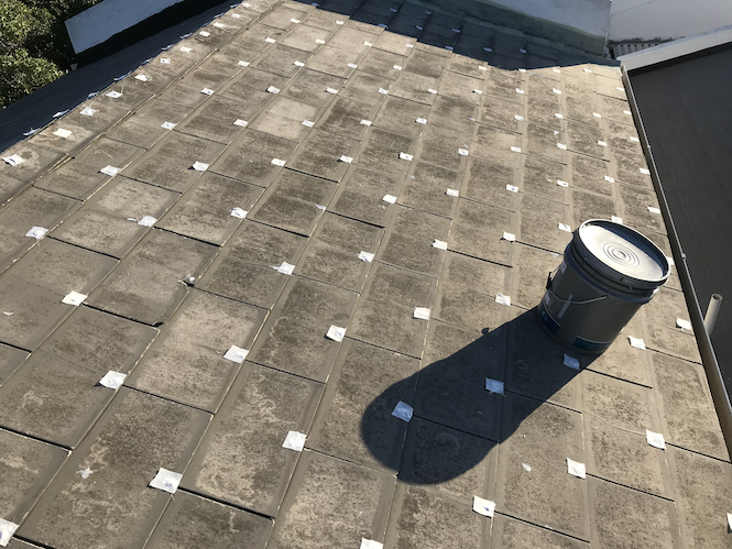 waterproof old tiled cape town roof seal
